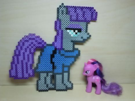 Maud Pie Perler by Perler-Pop