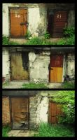 three x two doors 3 by klopmaster