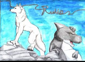 Rumo and Smeik by Roukara