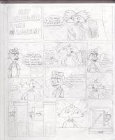 Hey Arnold comic: The Locket pt. 1 by 106Eli
