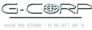 G-Corp Logo by Disease-of-Machinery
