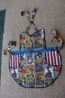 Captain America Apron by InAnotherCastle