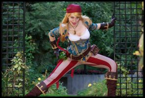 Strife Cosplay: Caprice 3 by Mink-the-Satyr