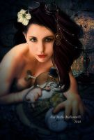 Steam Beauty by Fae-Melie-Melusine