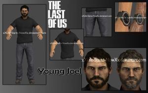 Young Joel Mesh Mod [Download Available] by xXLife-Starts-NowXx