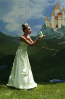 Tea Party Princess- Tiana by Durnesque