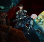 MGS2 Sons of Liberty by AlbanArtist