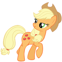 Apple Jack Vector by AncientKale