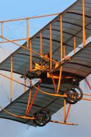 Bristol Boxkite (Reproduction) by Daniel-Wales-Images