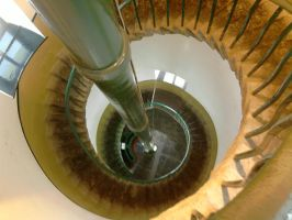 Spiral Staircase by Catastrophewaitresss