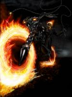GhostRider by Giselle-M
