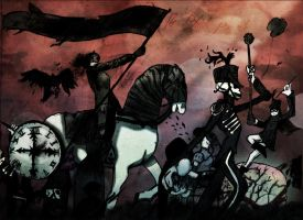 The Black Parade Is Not Dead by Biel-Active