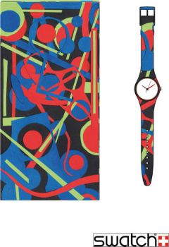 CyberStyle - swatch watch by Ramoons