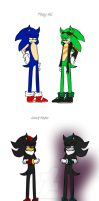 What does Sonic, Shadow and Silver have in common? by rAndoMCitIzen12