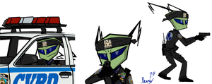 Razz Drawings by Catsville1