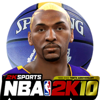 New NBA 2K10 icon by Archer120