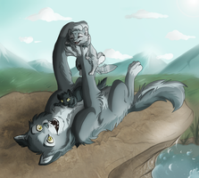 [CONTEST] A river can touch the sky by Phoenix-Brul-Plum
