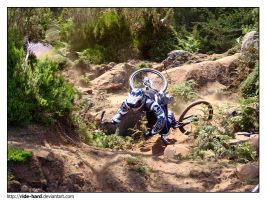 Downhill 4 Estradas .3 by RiDe-HaRd