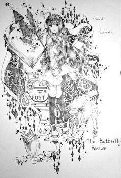 the butterfly forever by s-arashi