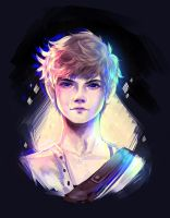 Newt by myetie