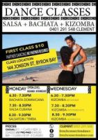 Kizomba Dance Videos | Salsa Byron Bay by Onlinedanceclass