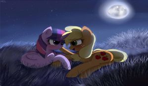Let's be together,At least this night... by MissPolycysticOvary