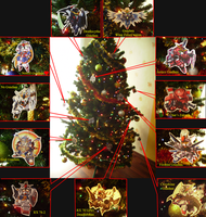 My first christmas tree by Vejit