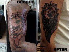 cover up by kyone-01style
