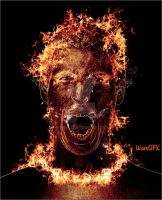 Fire mode ON by WarGFX