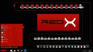 RedX Tab Edition by coolcat21