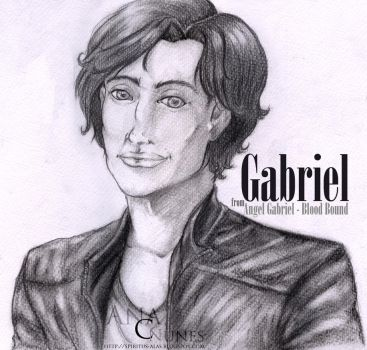 ::AG-BB:: Gabriel's Portrait by DreamGazer-NightAnge
