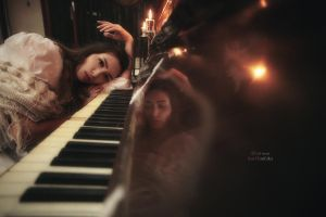 my piano II by kemal-kamil-akca