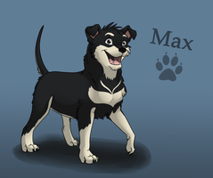 Max by Iguana-in-Darkness