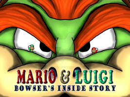Mario and Luigi RPG3 by Hugo-H2P