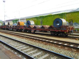 Freight carriages 3 by GladiatorRomanus
