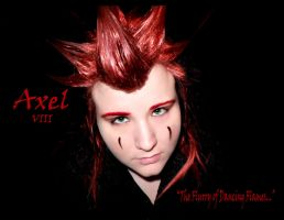 Sexy Axel Tiem by candybkins