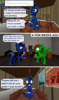 Ask True Blue tumblr 104 by Out-Buck-Pony