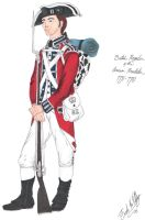 The Redcoat - 1776 by CdreJohnPaulJones