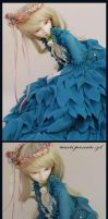 Blue Fairy by ball-jointed-Alice