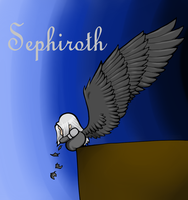 .: Emo Sephy-chan .: by piko-chan4ever