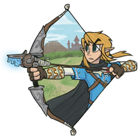 Link U by colourmefred