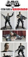 Punisher custom figure ver 2.1 by gaudiamo