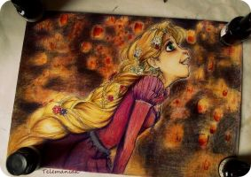 Tangled by Telemaniakk