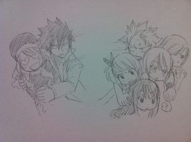 From Hiro Mashima's Twitter by TheMidnightNightmare