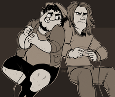 Game Grumps by SIIINS