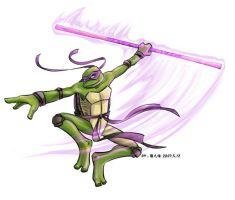 Donatello by E-1213