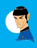 SPOCK w by Andres007