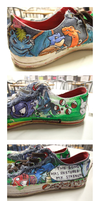 Poke-shoes by Caektiems