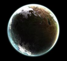 Planet 3 WIP2 by Omicron-