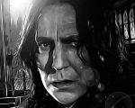 Snape. Harry Potter by StalkerAE